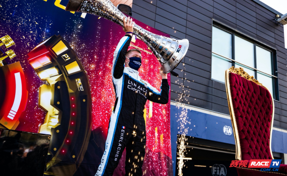 最强王者 傲视群雄 领克车队荣耀加冕2020 WTCR车手车队双冠军