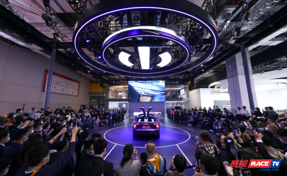 高合汽车携HiPhi X 四款新车型亮相上海车展 售价57万至80万元
